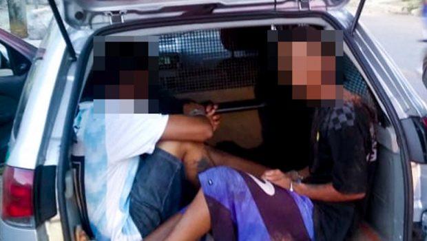 Detidos suspeitos de matar mulher encontrada embaixo de ponte no Jardim América, em Goiânia
