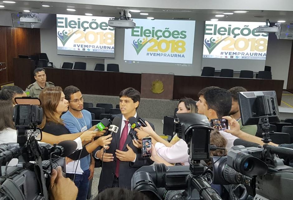 Justiça Eleitoral faz balanço positivo de segundo turno em Goiás
