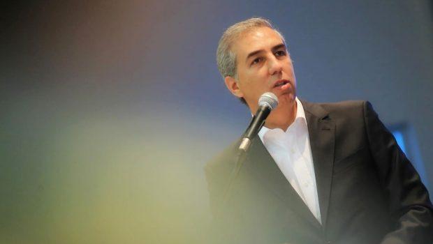 Governador José Eliton declara voto em Fernando Haddad