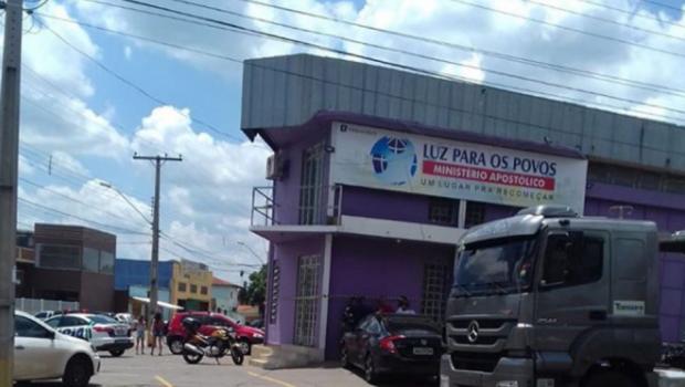 Homem é assassinado a tiros dentro de igreja no Jardim Guanabara, em Goiânia