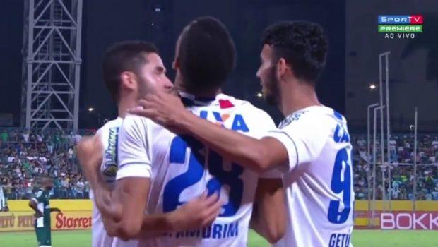 Goiás perde para o Avaí  no Estádio Olímpico e cai para o quarto lugar na Série B