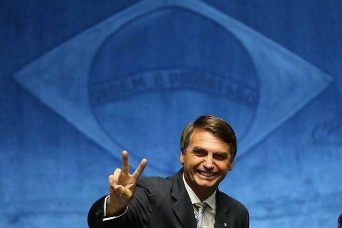Jair Bolsonaro (PSL) confirma favoritismo e eleito o 42º presidente do Brasil