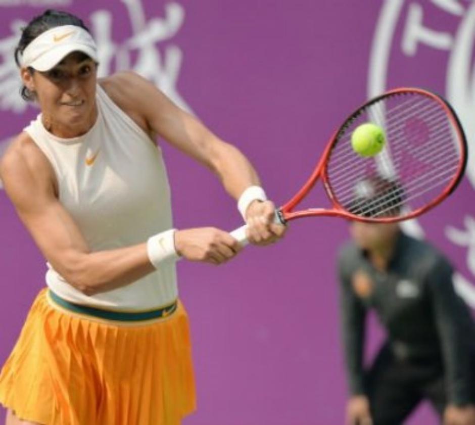 Francesa surpreende Pliskova e conquista título em Tianjin
