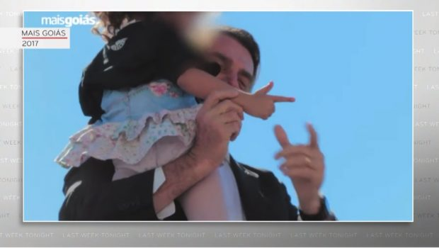 Vídeo do Mais Goiás, viralizado em julho, aparece no programa inglês 'Late week tonight'