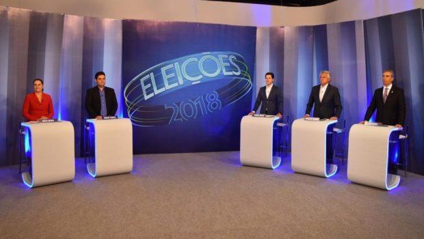 Escândalos envolvendo Governo de Goiás são abordados no último debate em Goiás