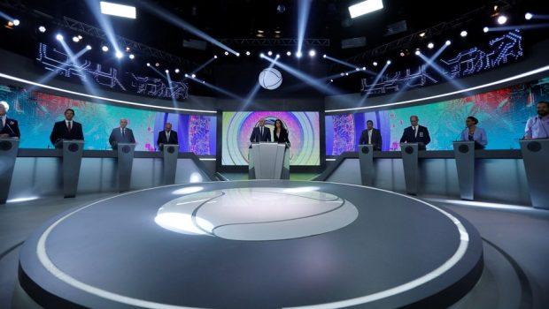 Rivais sobem tom contra Bolsonaro e Haddad em penúltimo debate na TV