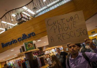 Funcionários da Fnac de Goiânia denunciam que foram demitidos sem receber direitos trabalhistas