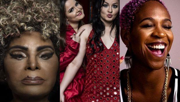Elza Soares, Maiara e Maraisa e Karol Conka gravam música sobre igualdade de gênero