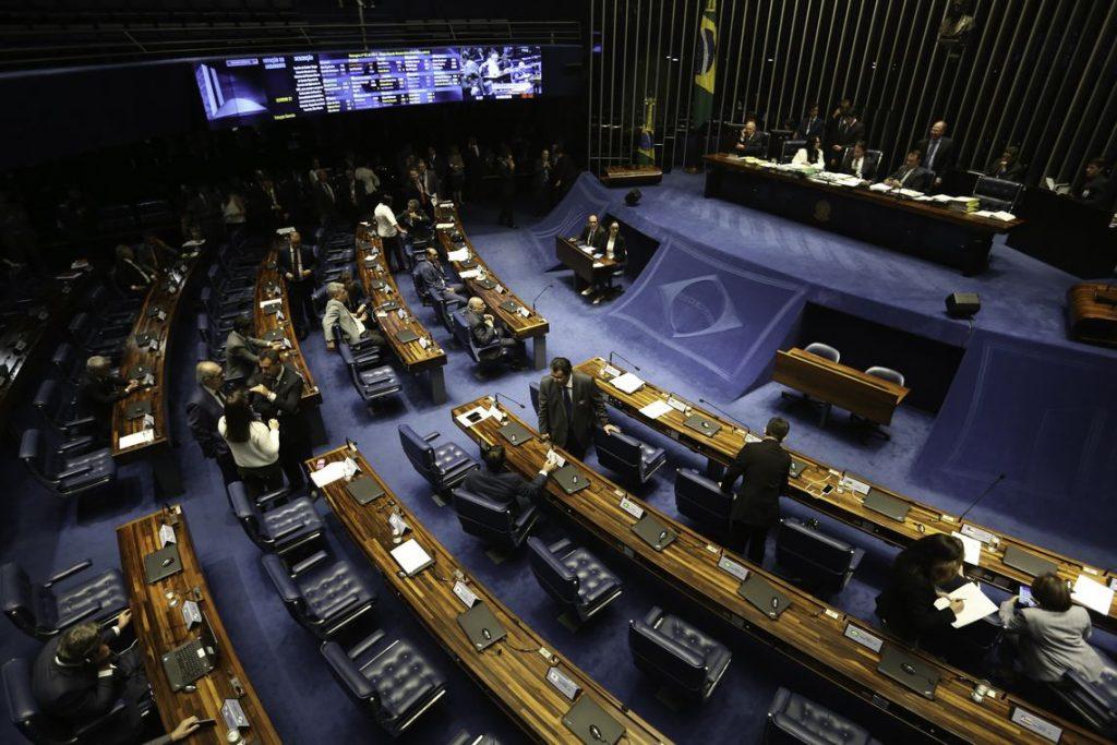 Senado divide comissões entre 11 partidos, e PT fica com Direitos Humanos