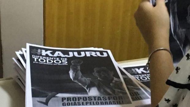 Denúncia contra Kajuru será analisada pelo Conselho de Ética da Câmara