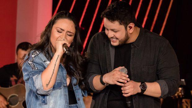 """Luiza e Maurílio prometem show """"pra cima"""" em Caldas Novas neste feriado"""