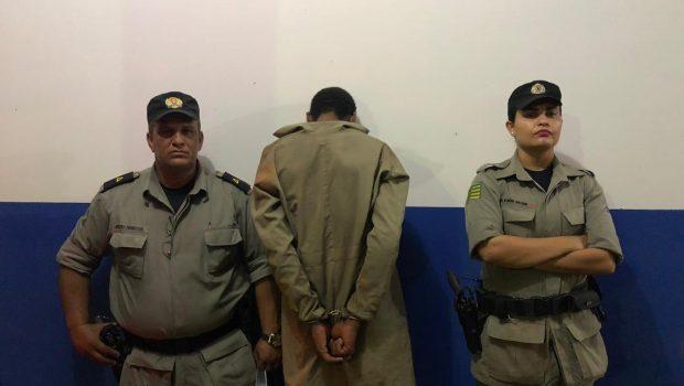 Homem é preso suspeito de matar patrão a pauladas, em Bonópolis