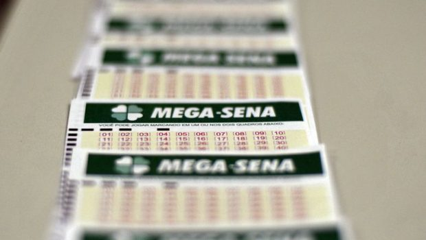 Mega-Sena pagará hoje prêmio de R$ 3 milhões
