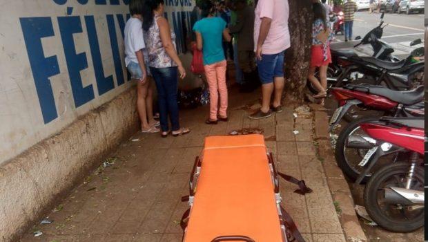 Idosa sofre infarto e morre logo após votar em Itumbiara