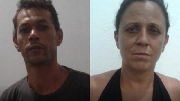 Polícia Civil prende casal que matou homem e ateou fogo em seu corpo, em Niquelândia