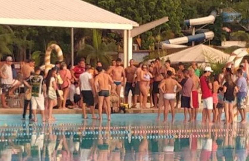 Menino de 6 anos morre afogado em piscina de clube no Setor Jaó; PC apura o caso