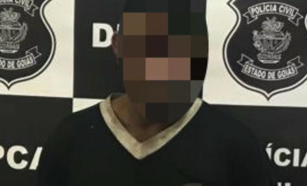 Homem é preso acusado de estuprar enteada de 11 anos em Goiânia