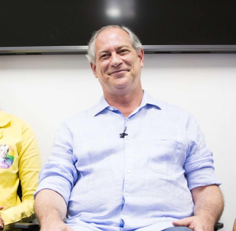 Ciro Gomes diz que não vai se posicionar no segundo turno