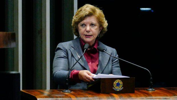 Justiça determina afastamento de Lúcia Vânia do comando do PSB em Goiás