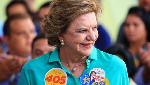 """""""Graças a Deus o partido está livre dela"""", diz Kajuru sobre Lúcia Vânia"""