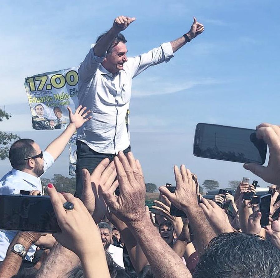 Após vitória, PSL já articula para eleições municipais de 2020