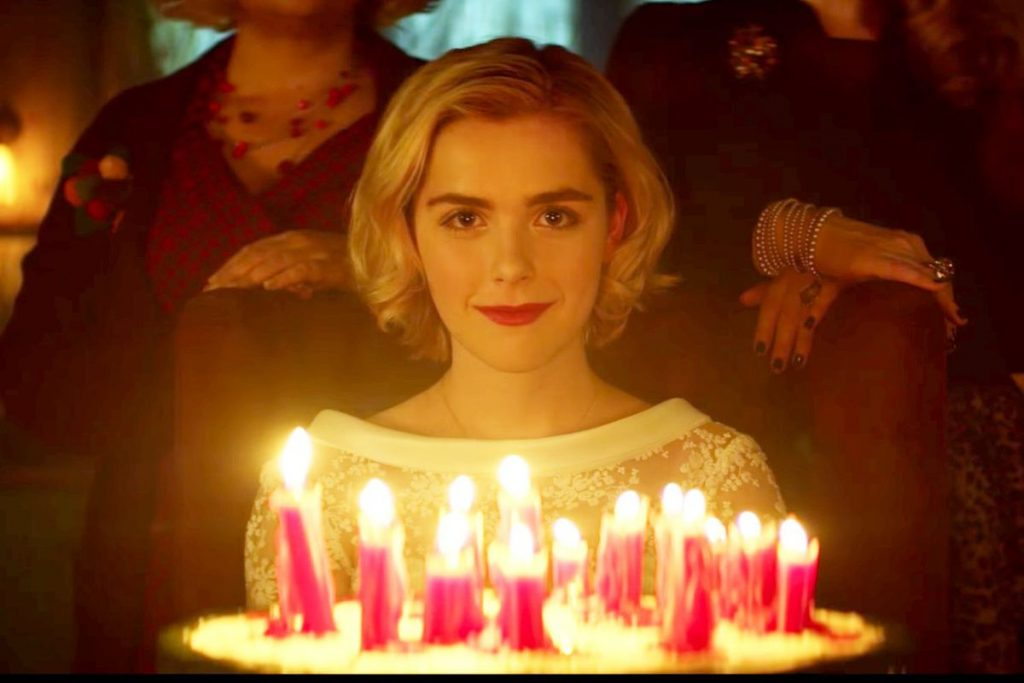'O Mundo Sombrio de Sabrina' é renovada para mais duas temporadas