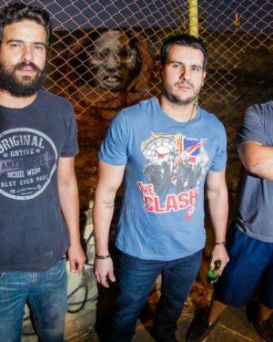 Martin Cererê recebe noite punk com DFC, Señores e mais quatro bandas