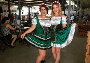 Bar de Goiânia realiza festival alemão de cervejas inspirado no Oktoberfest