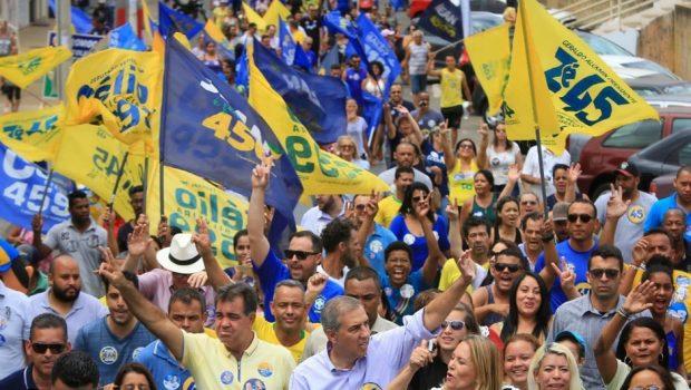 Confira a agenda de governadoriáveis no último final de semana de campanha eleitoral