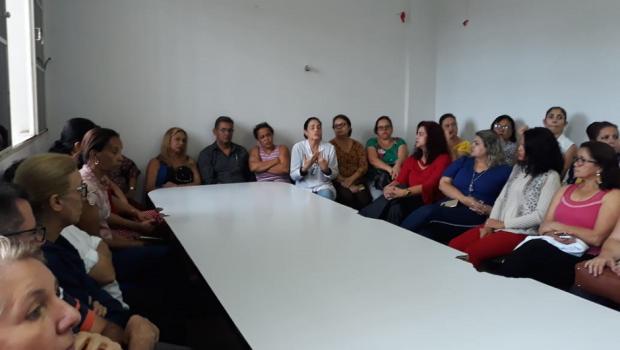 Funcionários e usuários de Centro de Referência fazem manifestação na próxima segunda (12)