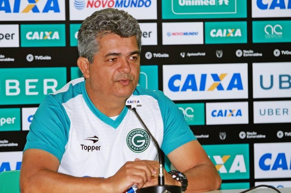 Ney Franco não renova contrato com o Goiás Esporte Clube