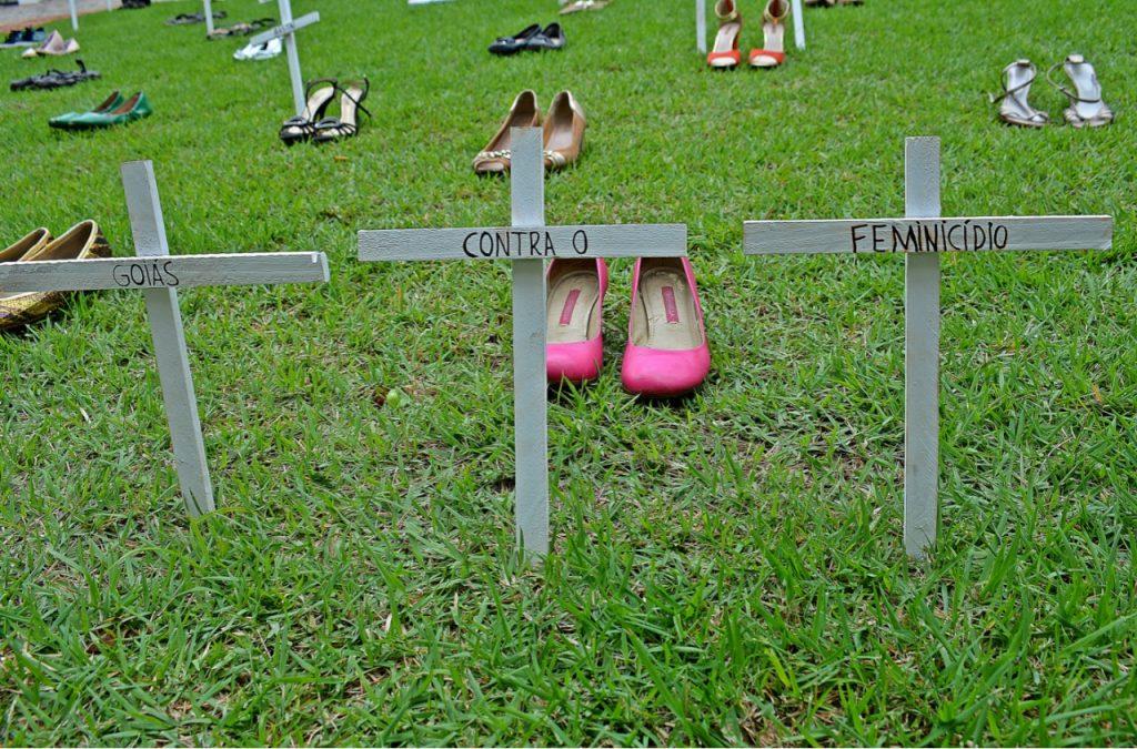 Ações de combate à violência contra a mulher são promovidas em Goiás