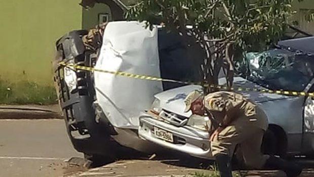 Acidente por falta de sinalização deixa uma pessoa morta, em Aparecida de Goiânia
