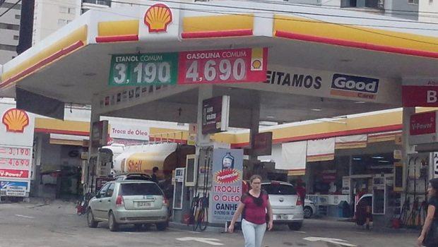 Procon Goiânia fiscaliza preço do etanol nos postos da capital