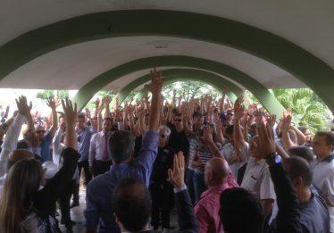 """Polícia Civil promove """"Operação Legalidade Máxima"""" para garantir pagamento de salários"""