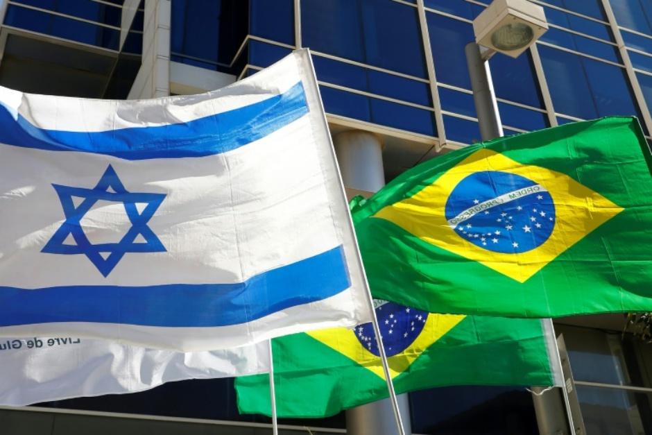 Brasil pode perder investimentos árabes com embaixada em Jerusalém
