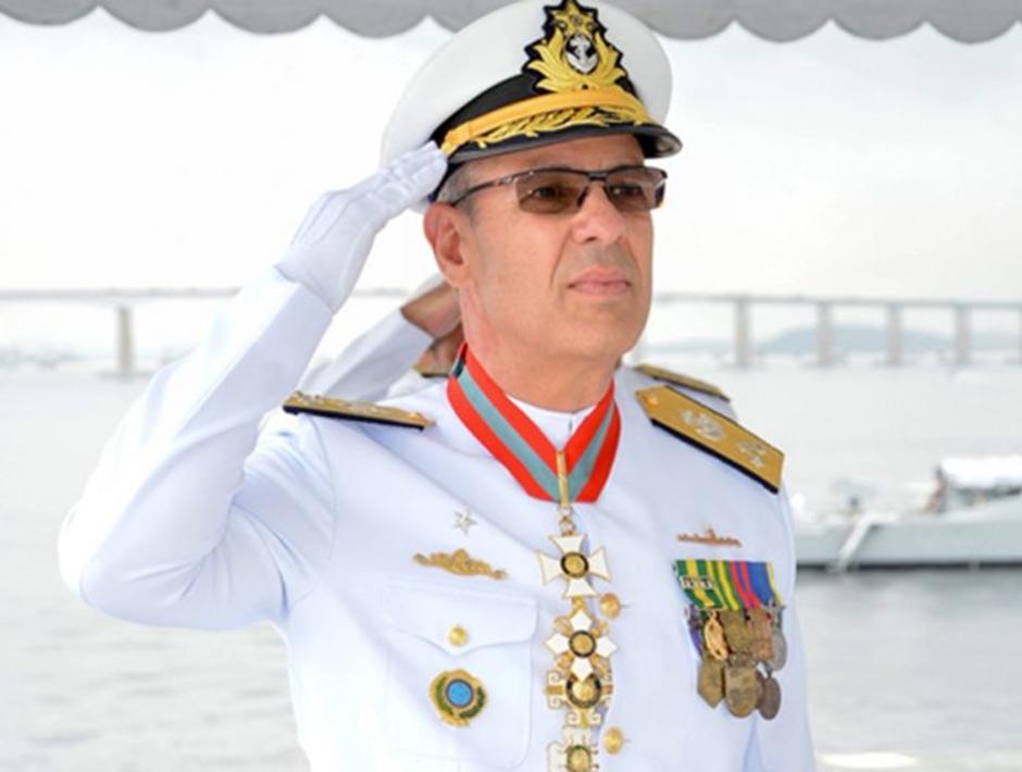 Almirante Bento Albuquerque Junior é confirmado para Minas e Energia