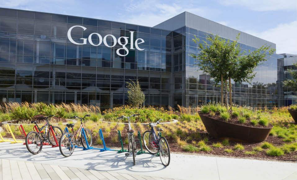 Resultado de imagem para google empresa