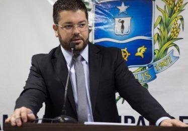 Leandro Ribeiro deixa o cargo de Secretário do Desenvolvimento