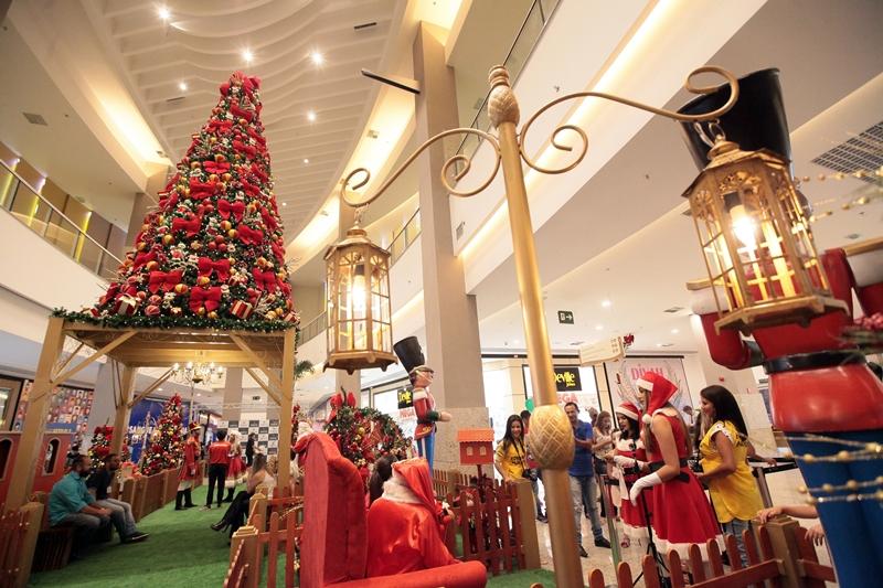 Natal - Aparecida Shopping (Foto: Divulgação / Aparecida Shopping)