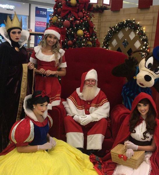 Natal das Fábulas (Foto: Divulgação / Buriti Shopping)