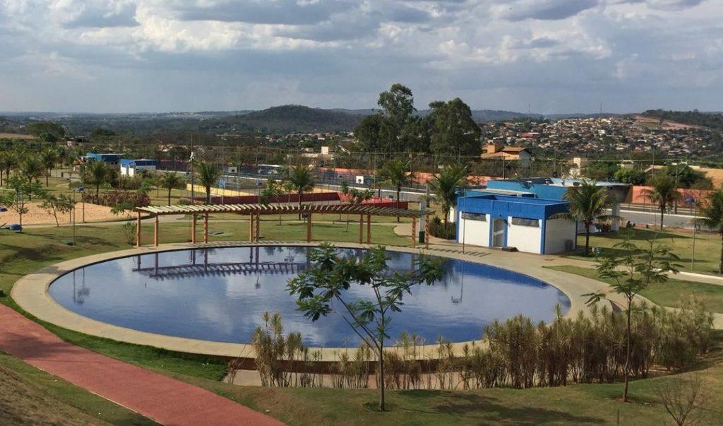 Evento beneficente promove atividade física em parque de Goiânia