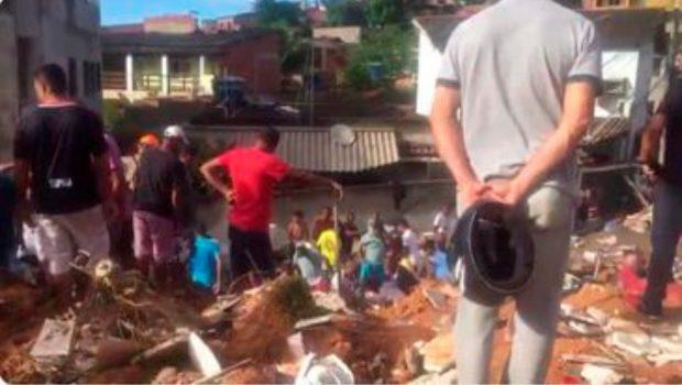 Sobe para 7 total de mortos em deslizamento em Niterói