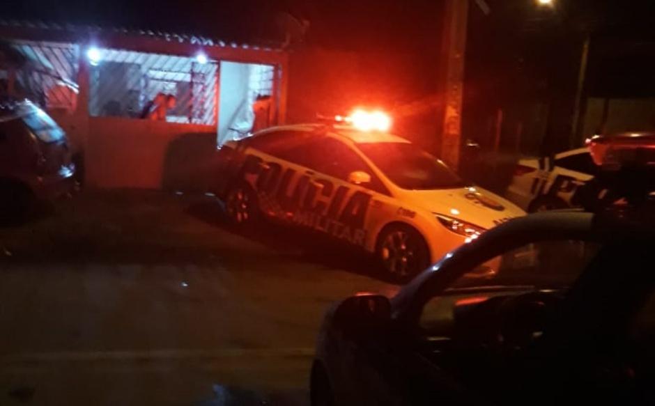 Homem é morto a tiros no Residencial Itaipu, em Goiânia