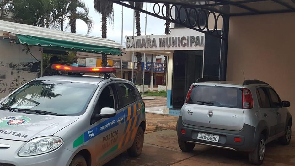 MP deflagra operação contra fraude em reforma da Câmara de Planaltina de Goiás