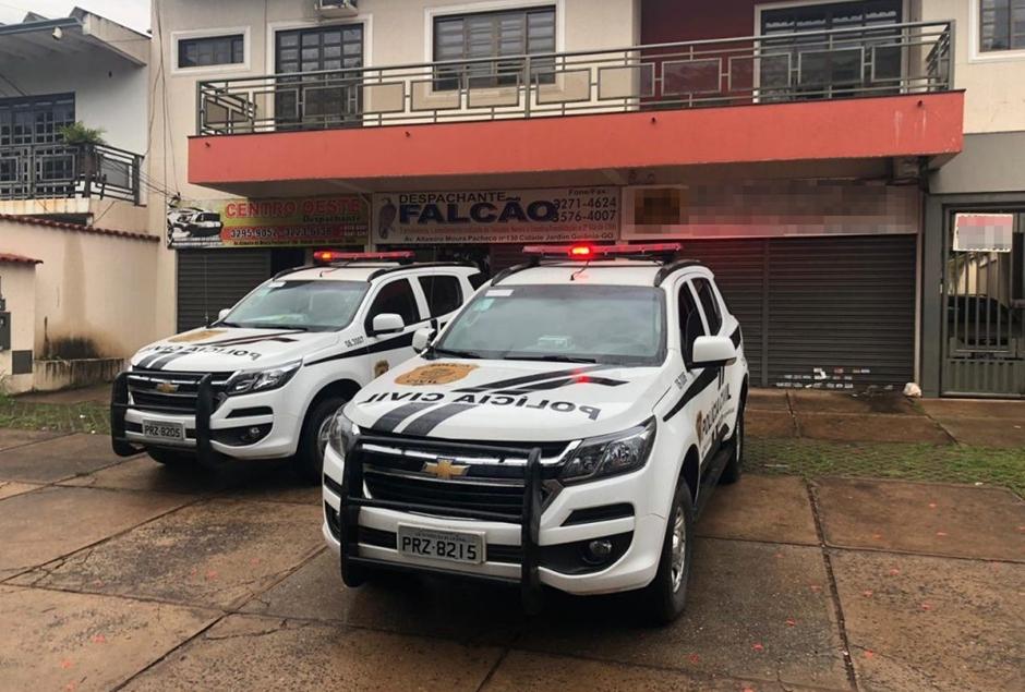 Dez são presos em operação contra falsificação de documentos em Goiânia, Trindade e Abadia