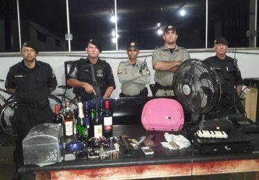 Adolescente suspeito de integrar quadrilha é morto em confronto com a PM, em Rio Verde