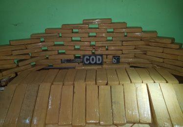 Seis pessoas são presas com 130 Kg de maconha, em Goiânia