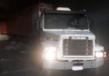 Após roubar caminhão com carga de cervejas, homem é preso em Goiânia