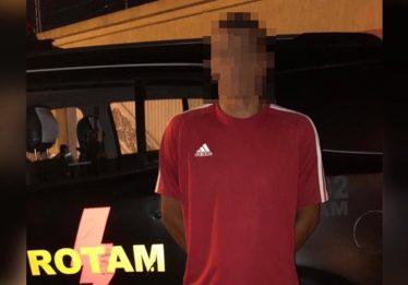 Homem é preso após ser flagrado pelado com criança de 11 anos dentro do carro,  em Luziânia